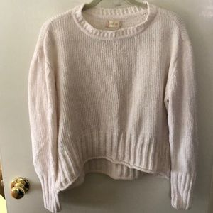Altard state chenille sweater